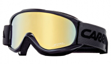 Lyžařské brýle Carrera ARTHEMIS černé lesk dámské filtr: Super Rosa Polarized
