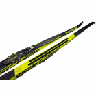 Běžecké lyže Fischer Twin skin Race Medium-Stiff