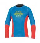 Pánské funkční triko Direct Alpine Shark 1.0 blue/red