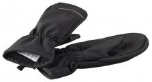 Běžecké dětské rukavice Reima Ettapi 527227 black
