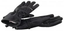 Běžecké dětské rukavice Reima Eriste 527224 black