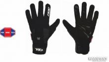 Běžecké rukavice KV+ Gloves XC Cold pro 7G05.10 black