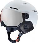 Sjezdová helma Carrera Karma white matte