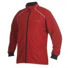 Dětská běžečká bunda Craft XC touring junior jacket červená