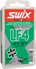Vosk na lyže - parafín Swix LF4 od -12°C do -32°C zelený 60g
