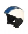 lyžařská helma Razier MAGIC stříbrno/modrá 2012
