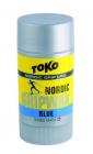 stoupací vosk na běžecké lyže Toko Nordic GripWax blue 25g