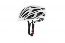 Cyklistická helma Uvex Race 5 white 2018