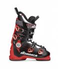 Sjezdové lyžařské boty Nordica Speedmachine 110 2017/18 red/anth/black