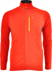 Běžecká bunda Silvini Natisone MJ1100-2070 pánská červeno/žlutá