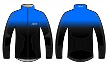 termoprádlo 2. vrstva KV+ Seamless jersey unisex 7S24.2 royal/black 2017/18