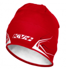 čepice KV+ SHARD hat red 2017/18