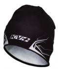 čepice KV+ SHARD hat black 2017/18