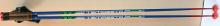 Běžecké hole KV+ Tempesta clip blue quick 90% carbon 2017/18 modré