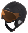 Lyžařská helma Mango Volcano Pro 2017/18 black matt