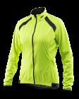 Cyklistická bunda Kalas Bunda W&W PURE fluo DÁMSKÁ 2055-053X žlutá