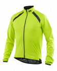 Cyklistická bunda Kalas Bunda W&W PURE fluo 2055-013X žlutá