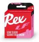 Vosk na lyže - parafín  Rex Pink -15°C až +5°C 86g