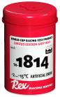Stoupací vosk na běžecké lyže Rex 1814 -2°C až -15°C 45g