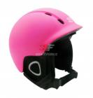 Lyžařská helma 3F Vision Peak 7100 - růžová 2017/18