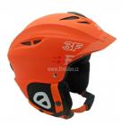 Lyžařská helma 3F Vision Bound 7106 - oranžová