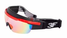Štít 3F VISION Xcountry II. 1649 červeno-černý