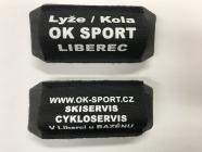 Pásky na sepnutí lyží OK SPORT