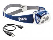Čelovka PETZL Reactic E92 HMI modrá