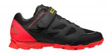 Tretry - boty na kolo MTB Mavic Echapée trail  elite černo/červené