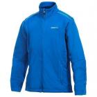 Dětská běžecká bunda Craft Jxc warm jun 1902836-1336 modrá