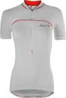 Cyklistický dres Silvini Catirina bílo-červený dámský