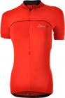 Cyklistický dres Silvini Catirina červený dámský