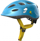 Dětská cyklistická helma Abus Smiley Peanuts, modrá Sporty