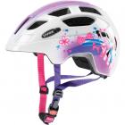 Dětská cyklistická helma Uvex Finale junior, pink girl 2019