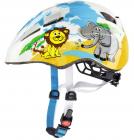 Dětská cyklistická helma Uvex Kid 2 desert 2019