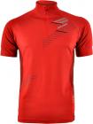 Cyklistický dres Silvini Croce červený MD1204-2022