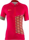 Cyklistický dres dámský Silvini Sabatini punch-olive WD1207-9243