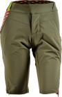 Cyklistické kalhoty dámské Silvini Alma olive-punch WP1213-4392