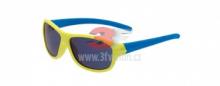 Dětské brýle 3F vision Rubber - 1439 modro-žluté