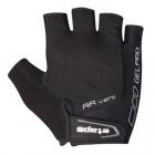 Cyklistické rukavice Etape tour černé 1603010