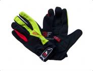 Cyklistické rukavice dlouhoprsté 3F vision LG green 2110