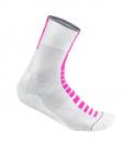 Cyklistické ponožky Kalas ACC RACE PLUS X4 - PINK