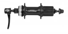 Náboj zadní Shimano FHM6000 černý dot. center lock 32d