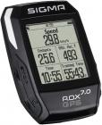Cyklistický computer Sigma BC ROX GPS 7.0 černý