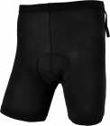 Cyklistické kalhoty Silvini Inner vnitřní do MTB WP373V černé dámské