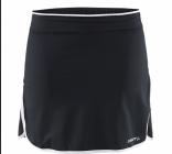 e653c7a5471 Cyklistická sukně Craft Escape skirt wmn 1903288 černo bílá