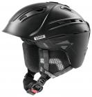 Lyžařská helma Uvex P2US, černá mat 2018/19