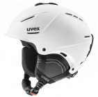 Lyžařská helma Uvex P1US 2.0, bílá mat 2018/19