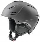 Lyžařská helma Uvex P1US 2.0, gun met mat 2018/19