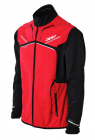 Běžecká bunda KV+ Davos jacket red/black 8V140-3 2018/19